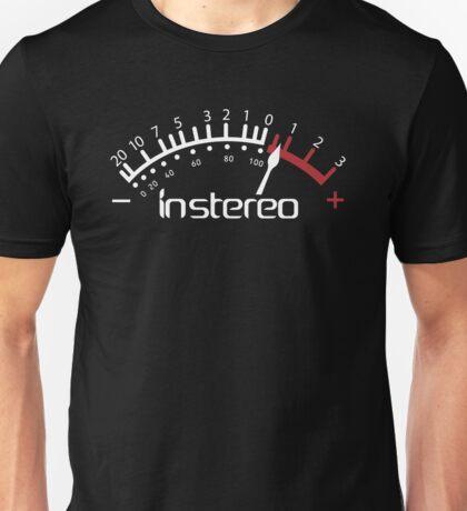InStereo Meter Reg Unisex T-Shirt