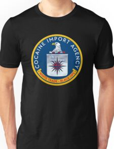 CIA (Cocain Import Agency) T-Shirt