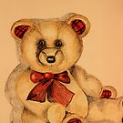 My Teddy by aprilann