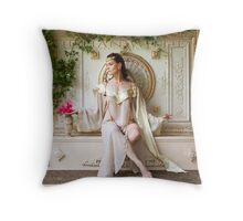 """""""Remembrance."""" Throw Pillow"""