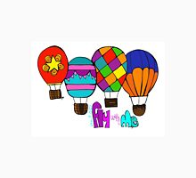 Hot Air Balloons - Come Fly With Me Unisex T-Shirt