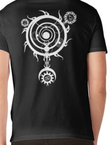Spell Circle 2 Mens V-Neck T-Shirt