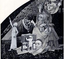 Feeding Lucifer.  by nawroski .
