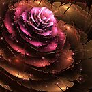 Valentine - Abstract Fractal Artwork by EliVokounova