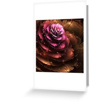 Valentine - Abstract Fractal Artwork Greeting Card
