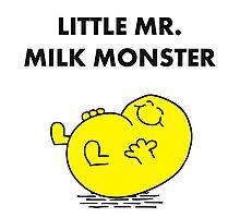 Mr Milk Monster Photographic Print