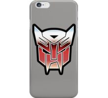 Angrybot iPhone Case/Skin