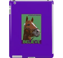 Believe in California Chrome iPad Case/Skin