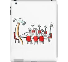 Stop Micro-Management. iPad Case/Skin