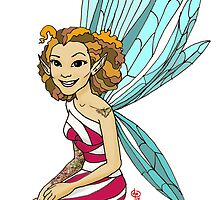 Alicia Fairy by Dan Paul  Roberts