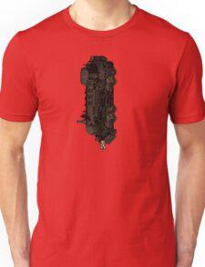 Sabin Suplex Phantom Train - FFVI sprites Unisex T-Shirt