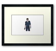 Nathan Drake Framed Print