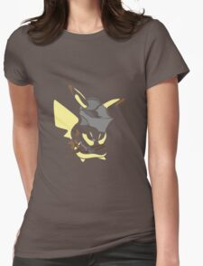 Pika-Knight Womens Fitted T-Shirt