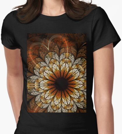 Passion - Abstract Fractal Artwork T-Shirt