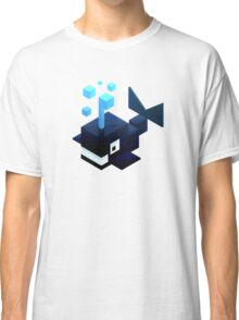 Poly Poly Whale Classic T-Shirt