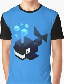 Poly Poly Whale Graphic T-Shirt