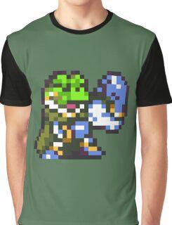 Frog / Glenn celebration - Chrono Trigger Graphic T-Shirt