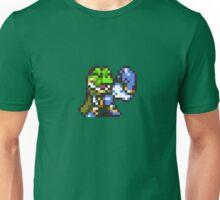 Frog / Glenn celebration - Chrono Trigger Unisex T-Shirt