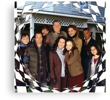Gilmore Girls 16 Canvas Print