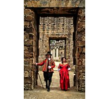 Lord & Lady Of The Manor Photographic Print