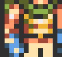 Frog / Glenn Human Form - Chrono Trigger Sticker