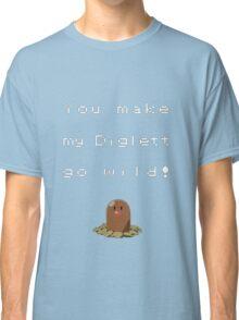 Naughty Pokemon! Classic T-Shirt