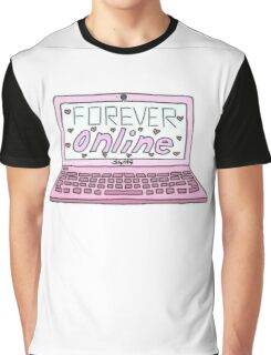 Forever Online Graphic T-Shirt