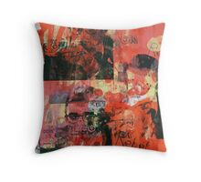 'Rebel Without a Cause' Throw Pillow