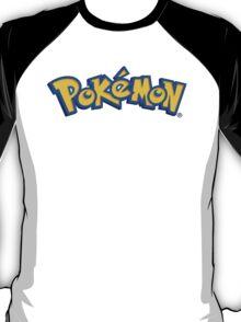 Pokemon logo T-Shirt