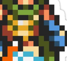 Frog / Glenn Human Form with Masamune - Chrono Trigger Sticker