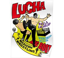 mexican wrestling lucha libre15 Poster