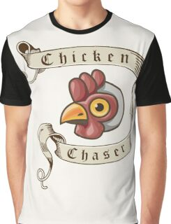Fable - Chicken Chaser Graphic T-Shirt
