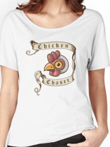 Fable - Chicken Chaser Women's Relaxed Fit T-Shirt