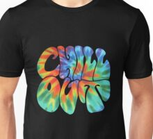 """Chill Out"" Tie Dye Unisex T-Shirt"