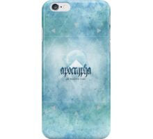 Apocrypha | As Winter Dies iPhone Case/Skin