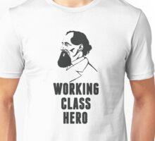 Dickens - Working Class Hero Unisex T-Shirt
