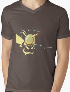 Commando-Chu Mens V-Neck T-Shirt