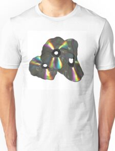 CD Melt Unisex T-Shirt
