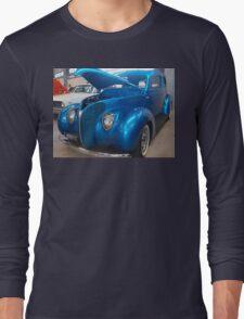 Blue Cruiser Long Sleeve T-Shirt