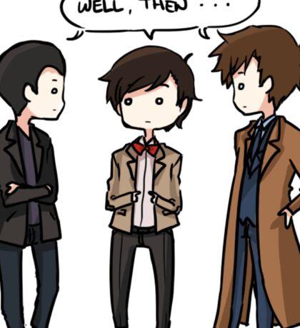 The Doctors Sticker