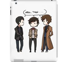 The Doctors iPad Case/Skin