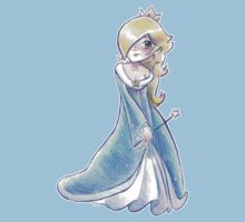 Rosalina - Colored Pencil Drawing Kids Clothes