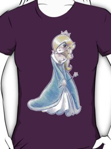 Rosalina - Colored Pencil Drawing T-Shirt