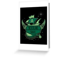 Do You Believe in Fairies? Greeting Card