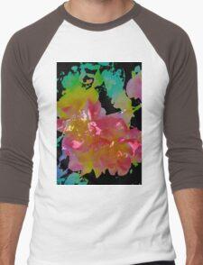 Rose 227 Men's Baseball ¾ T-Shirt