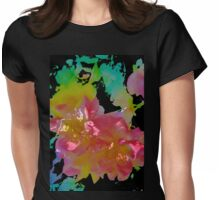 Rose 227 Womens Fitted T-Shirt
