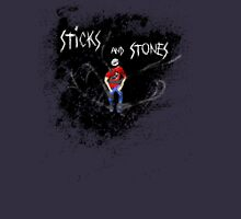 Sticks and Stones Unisex T-Shirt