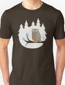 Allie in Woods T-Shirt