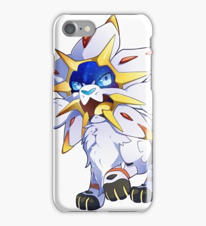 Solgaleo iPhone Case/Skin
