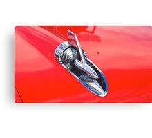 Chevrolet Bonnet Spear Canvas Print